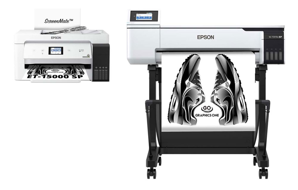 graphics one screen printing systems