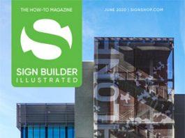 june 2020 sign builder illustrated magazine