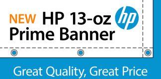 LexJet HP 13-oz Prime Gloss and Matte Banner