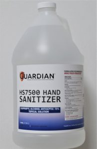 Supply55 Guardian HS7500 Hand Sanitizer
