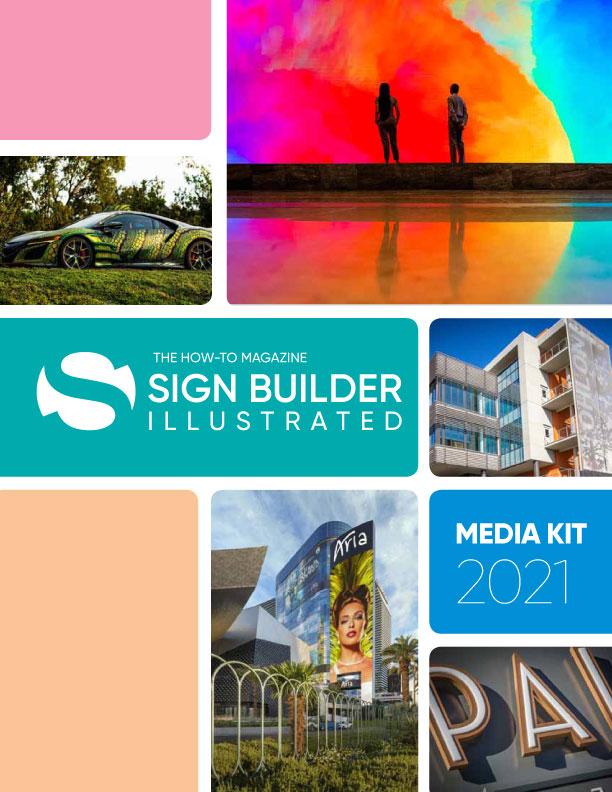 Sign Builder Illustrated Media Kit