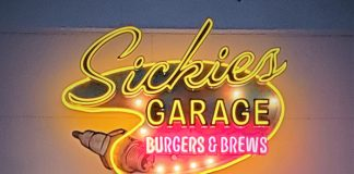Sickies Garage