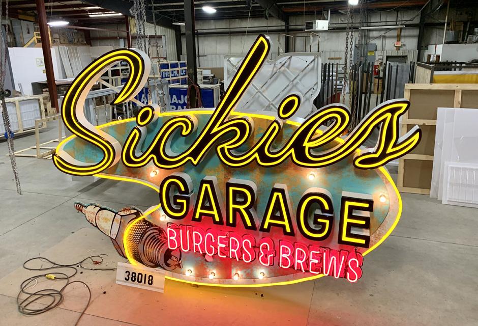 Sickies Garage