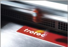 Sales Event trotec laser marking