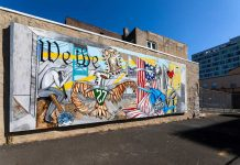 Laminators Inc. Mural Arts Philadelphia
