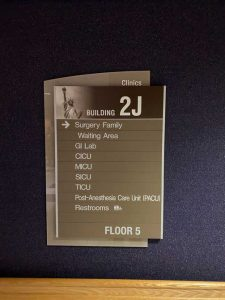 wayfinding signage 2/90 sign systems