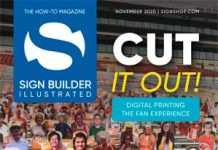 Sign Builder Illustrated November 2020
