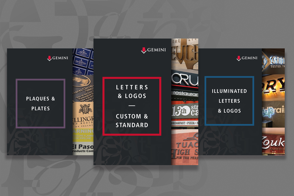 Gemini Announces 2021 Catalog Suite is Available - Sign Builder Illustrated, The How-To Sign Industry Magazine