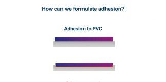 ink adhesion pvc film