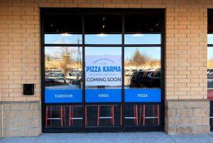 Pizza Karma window graphics