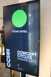 retail digital signage Philips professional displays