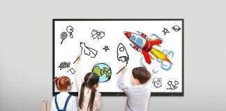 LG Classroom displays LG TR3DJ