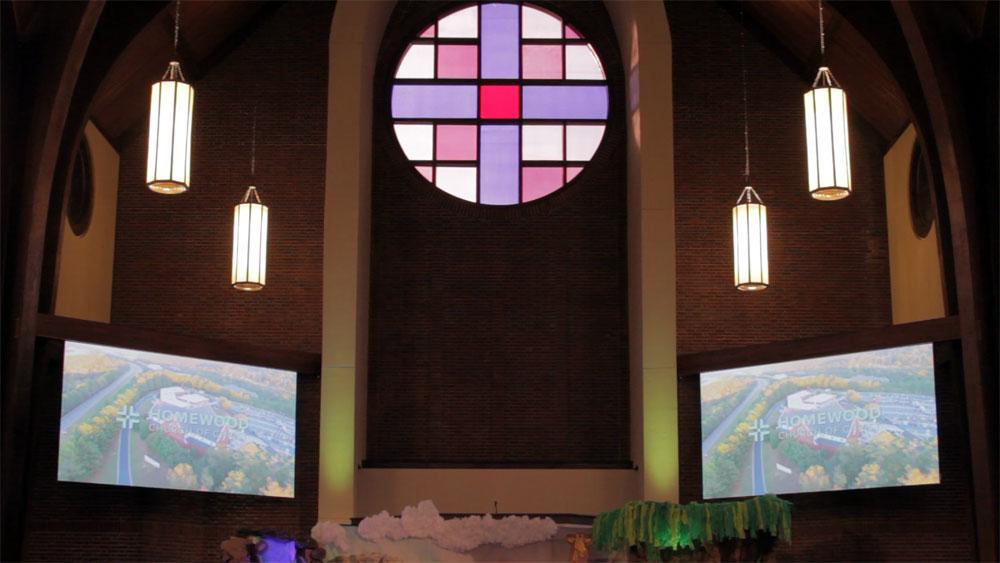 interior digital signage