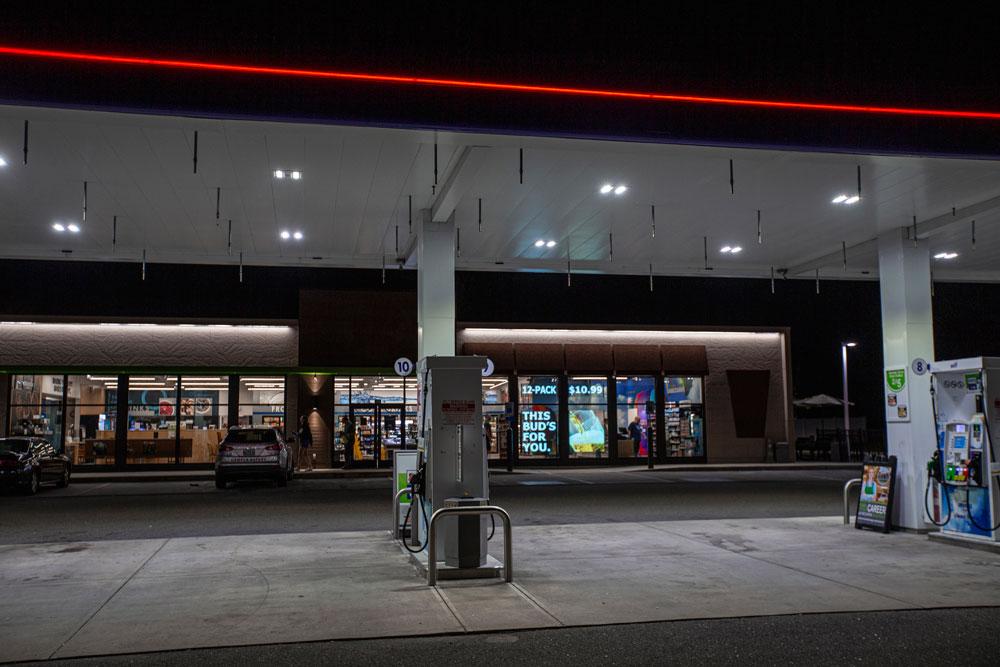 lg Transparent LED Film