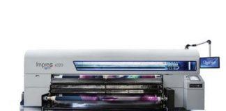 MS Impres hybrid dye sublimation printer