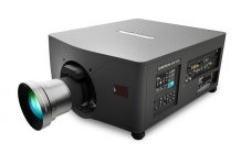 Christie M 4K25 RGB laser projector